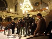 Jubileusz 85-lecia poświęcenia kościoła św. Mateusza w Łodzi fot.Lukasz Glowacki