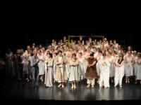 Dido and Aeneas - Teatro Puccini ( Merano) with Giorgio Degasperi , Stephan Kofler, Mauro Borgioni, Lucia Napoli, Baltazar Zuniga, Stefanie Steger, Ilenia Passerini