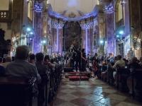 Podpis Festival Musica Sacra Trento 2014 - The Final Concert - Ikone by Nicola Segatta. With Giancarlo Guarino, Nicola Segatta, Serhat Akbal,  Ensemble Zandonai, Piccola Orchestra Lumiere and Coro Filarmonico di Trento.