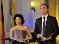 Kulturpreis Schlesien 2010 with R.Ballhorn