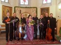 Miedzynarodowy Festiwal im.K.Jamroz Busko - Zdroj with Accademia dell'Arcadia