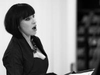Recital with Katarzyna Preisner - Milano fot. Paolo Cudini