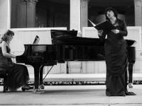 Recital with Katarzyna Preisner - Milano - fot. Paolo Cudini