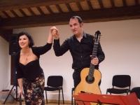 Tif - with Giulio Tampalini Recital in Adria fot. Carlo Pezzot