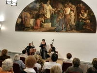 Purcell in Bolzano, with Giuliano Eccher e Pietro Prosser fot.F.Brasolin