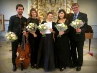 Altena Lutherkirche - Luther und Frau Musik, mit Krzysztof und Anna Firlus, Karolina Brachman und Johannes Koestlin