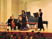 Bach in Lucca with M.Bisacchi, O.Gottardi and G.Eccher