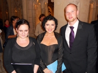Festival Ambronay 2011 France with K.Zborilova and Tomas Kral