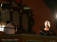 Zielona Góra - Wieczory u Luteranów. Organy - Michał Markuszewski, wiolonczela barokowa - Martyna Jankowska