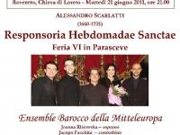 Concerto S.Marco 2011 with R.Vettori