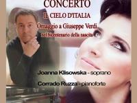 Il Cielo d'Italia XII Festival Internazionale della Romanza da Salotto (Castelbrando, Italia)